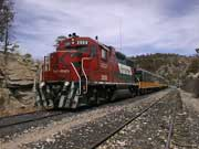 Getting to Copper Canyon by Train