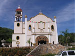 La Crucecita Catholic Church Of Santa Cruz