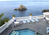 Amazing Pool at Palace by the Sea in La Punta Manzanillo