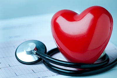 image of heart and stethescope for mexico health insurance