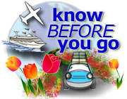 Know Before You Go US Customs