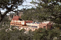 Copper Canyon Hotels