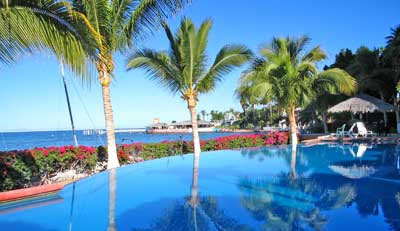 Hotel La Concha Beach Resort Is A Located In The City Of Paz Baja California Sur Mexico It Offers Mellow Atmosphere By Sea Cortez
