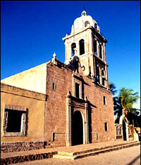 Spanish Missions in Baja California
