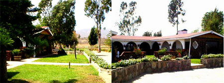 Rancho el Parral Bed and Breakfast