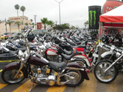 Rosarito Beach Harley Run