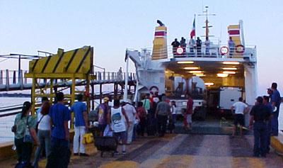 Santa Rosalia Ferry Ferry From Santa Rosalia To Guaymas