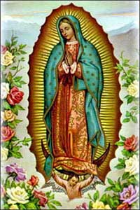 Virgin of Guadalupe Day